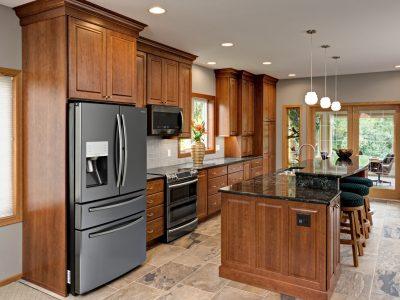 Abelleneda kitchen fridge