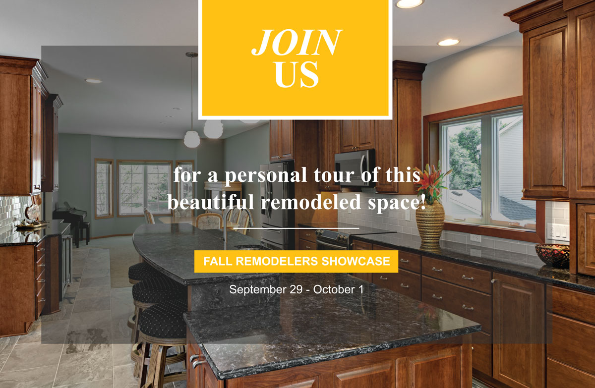 Join us for a personal tour of this beautiful remodeled space!