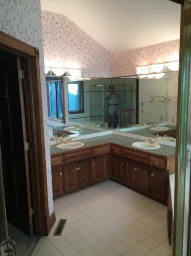 Apple Valley Bathroom Remodel