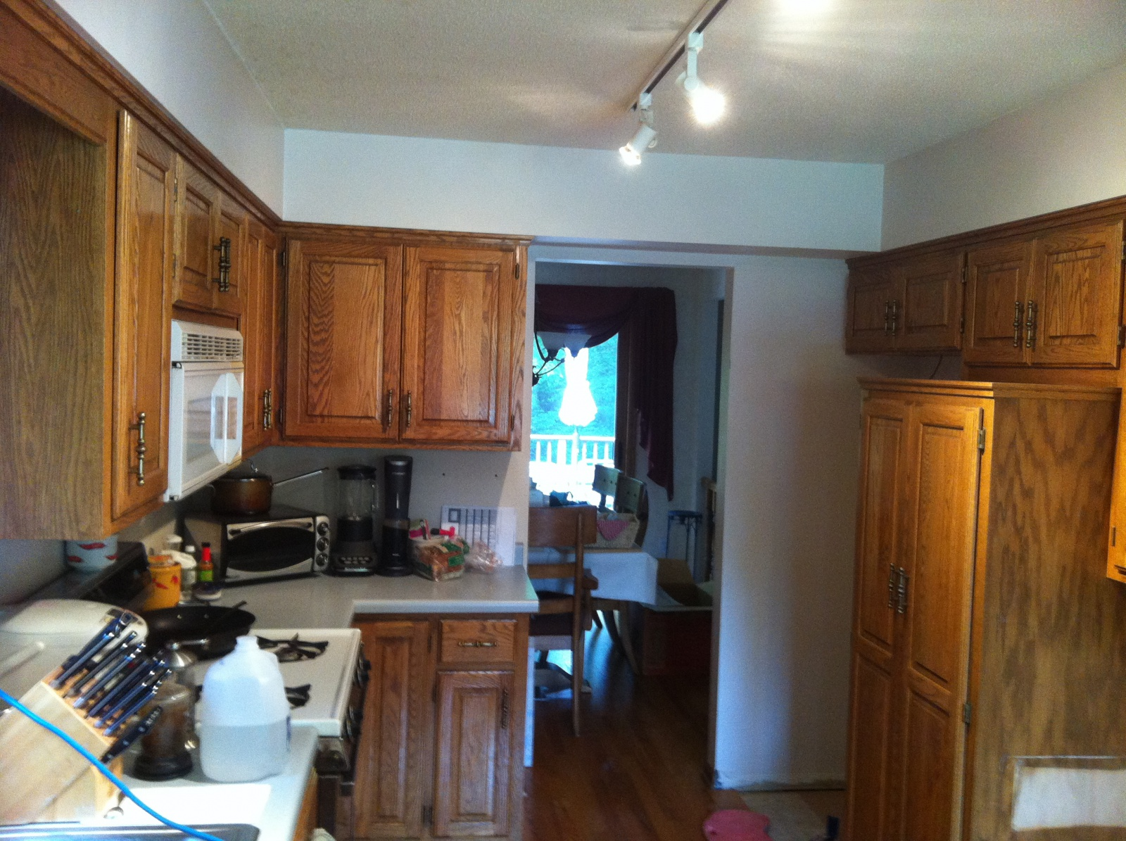 Eagan Kitchen Remodel: BEFORE