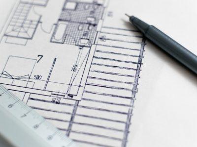 blueprint drawing