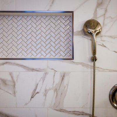 Eagan Minnesota Master Bath Remodel